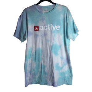 Active Ride Shop • Tie Dyed Shirt